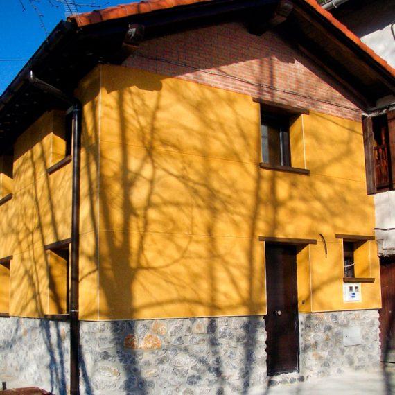 Reforma de caserío a vivienda, Astigarraga