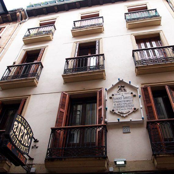 ITE en la Calle Fermín Calbetón