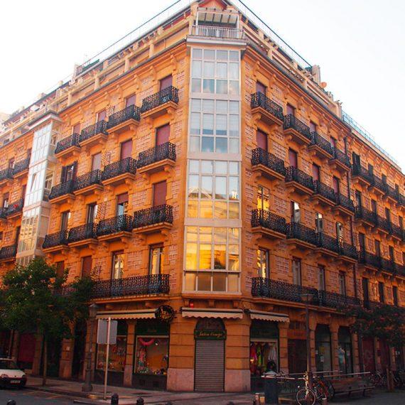 ITE en la Calle Sánchez Toca