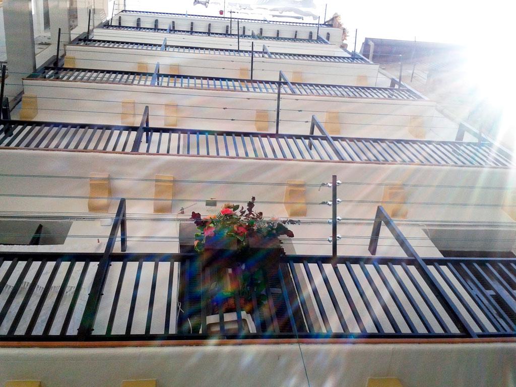 Rehabilitación fachada General Jauregi