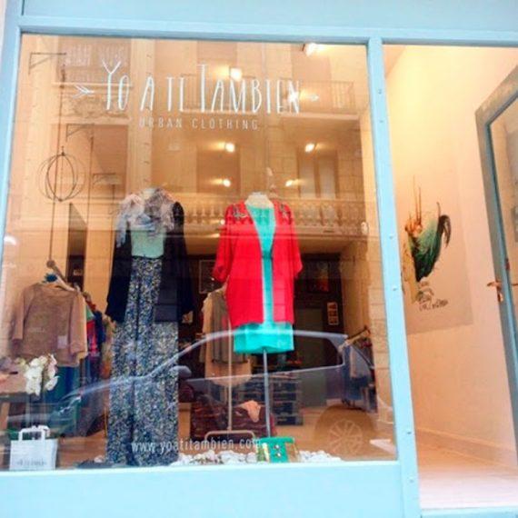 Proyecto de actividad para tienda de ropa Yoatitambien