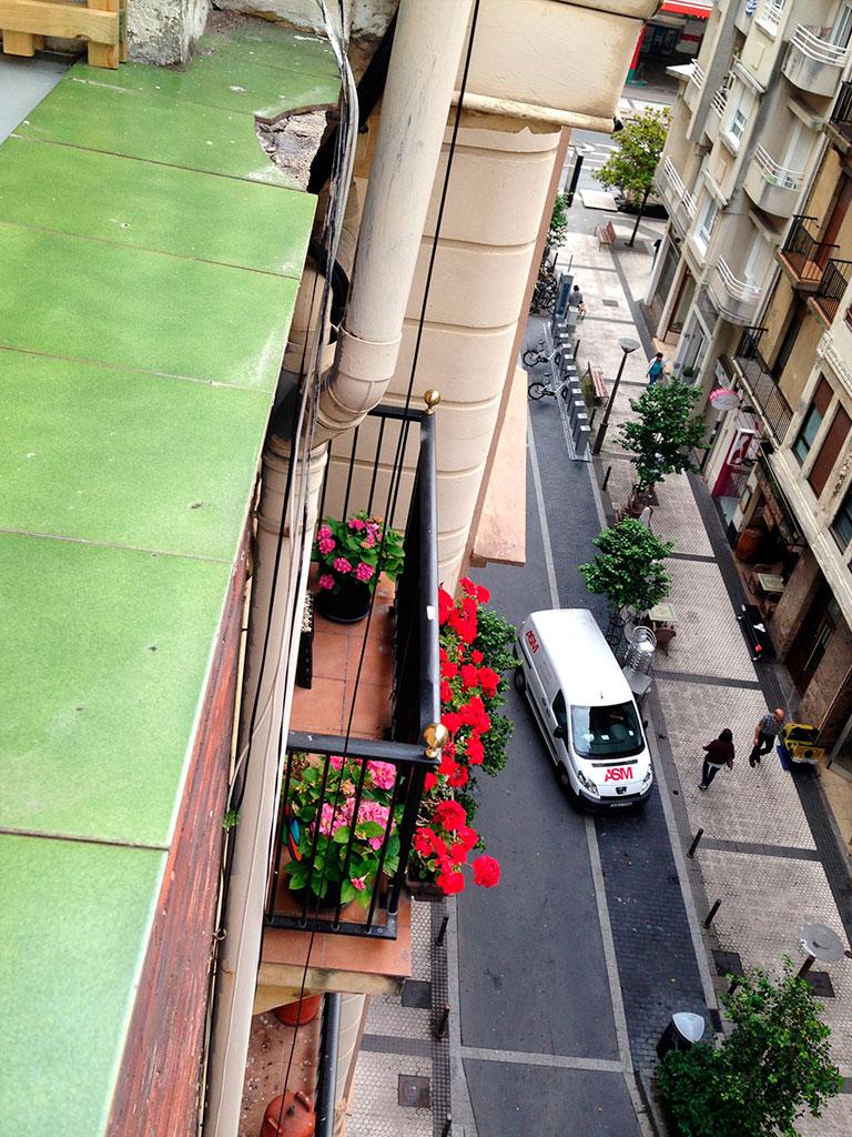 ITE en Calle San Francisco 47, Donostia-San Sebastián