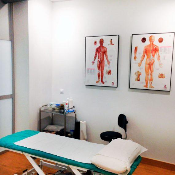 Reforma y obra exprés de Centro Médico Egia