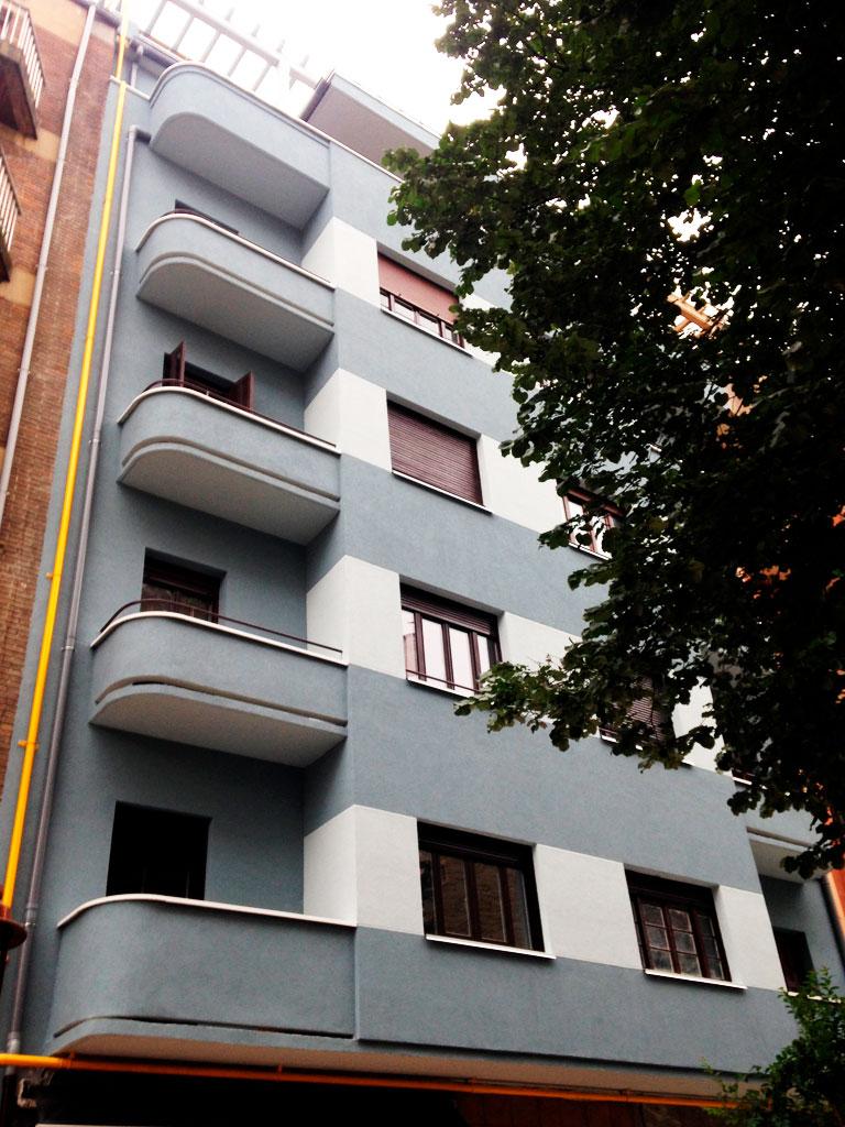Reforma energética en Calle Matia 15