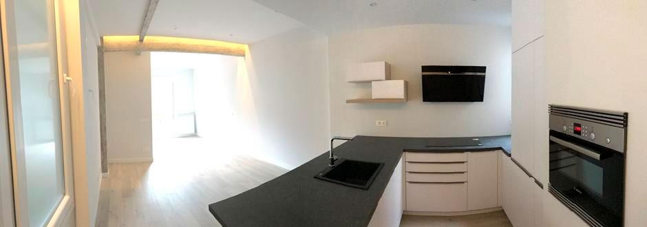 Reforma integral de vivienda en Calle Egia 8, Donostia-San Sebastián