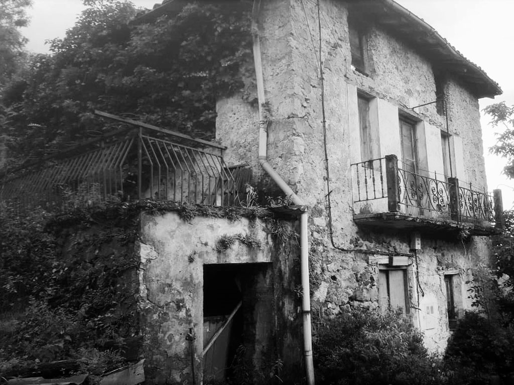 Rehabilitación del caserío Aparola Berri en Errenteria