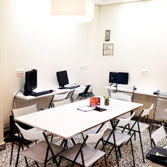 Licencia de actividad para una Academia de idiomas en Donostia - Macla Arquitectos
