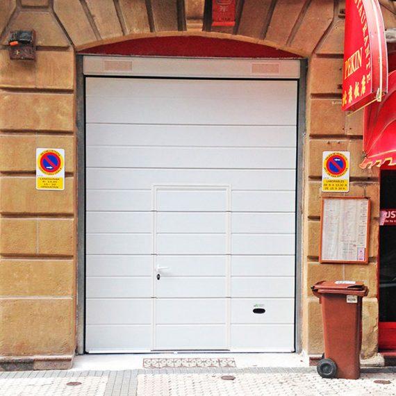 Licencia de actividad para almacén en Donostia-San Sebastián