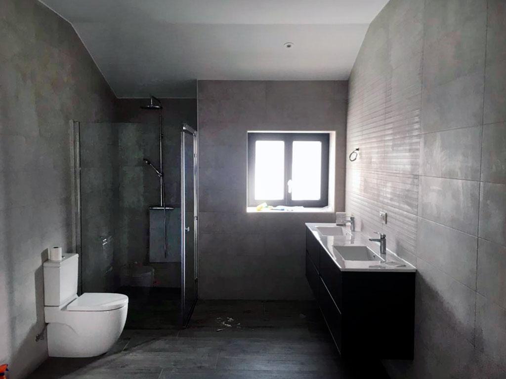 Nuevo caserío – vivienda unifamiliar en Beizama